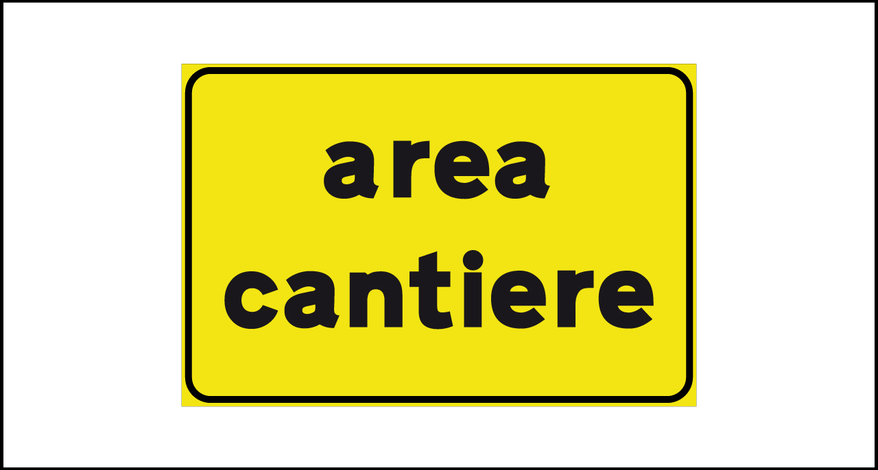 Fig. II 820 – Area cantiere