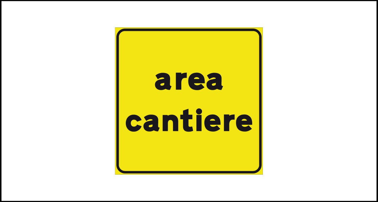 Fig. II 800 – Area cantiere