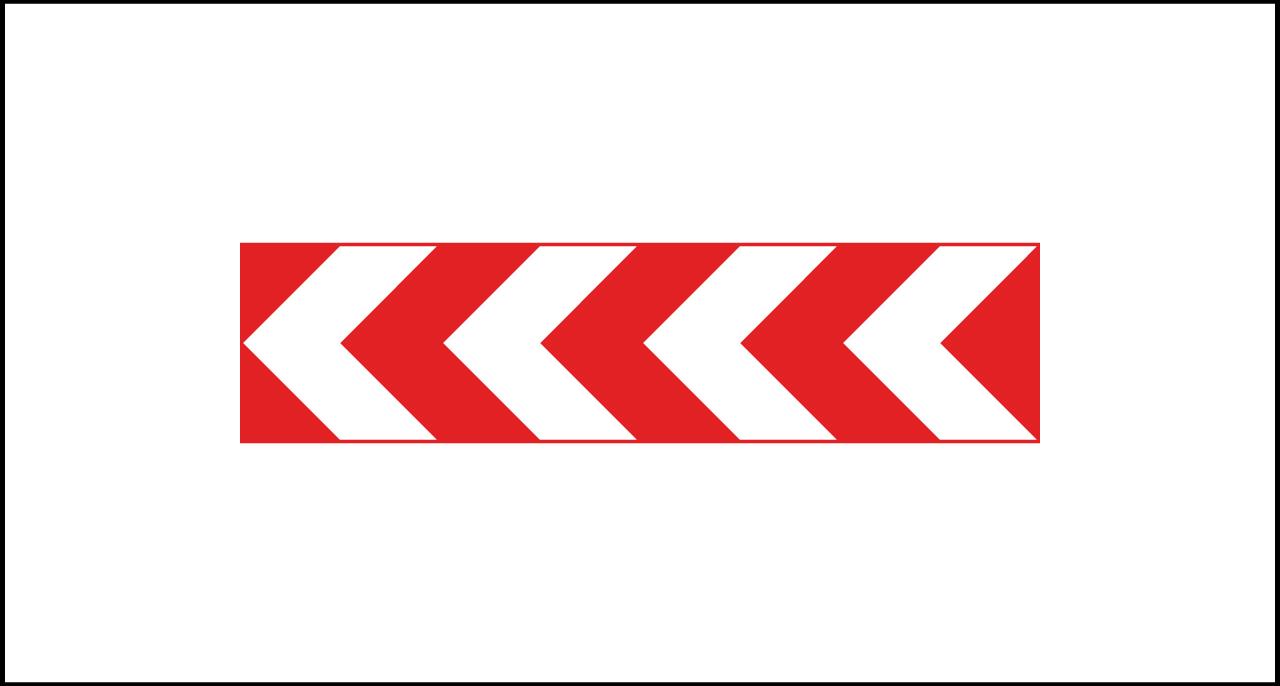 Fig. II 393/a Art. 32 – Barriera direzionale