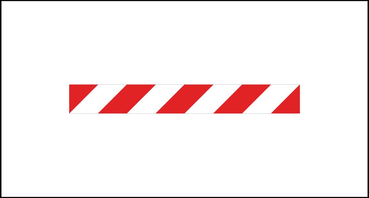 Fig. II 392 Art. 32 – Barriera normale