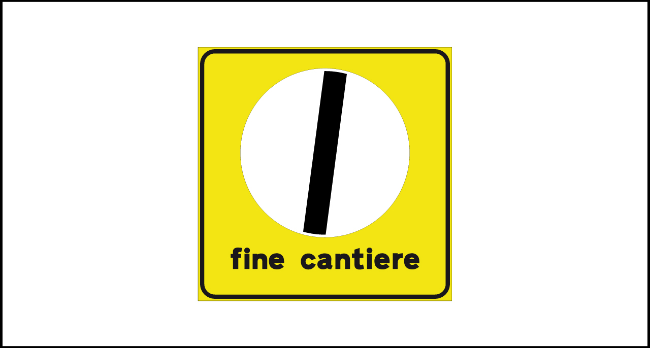 Fig. II 805 – Fine cantiere