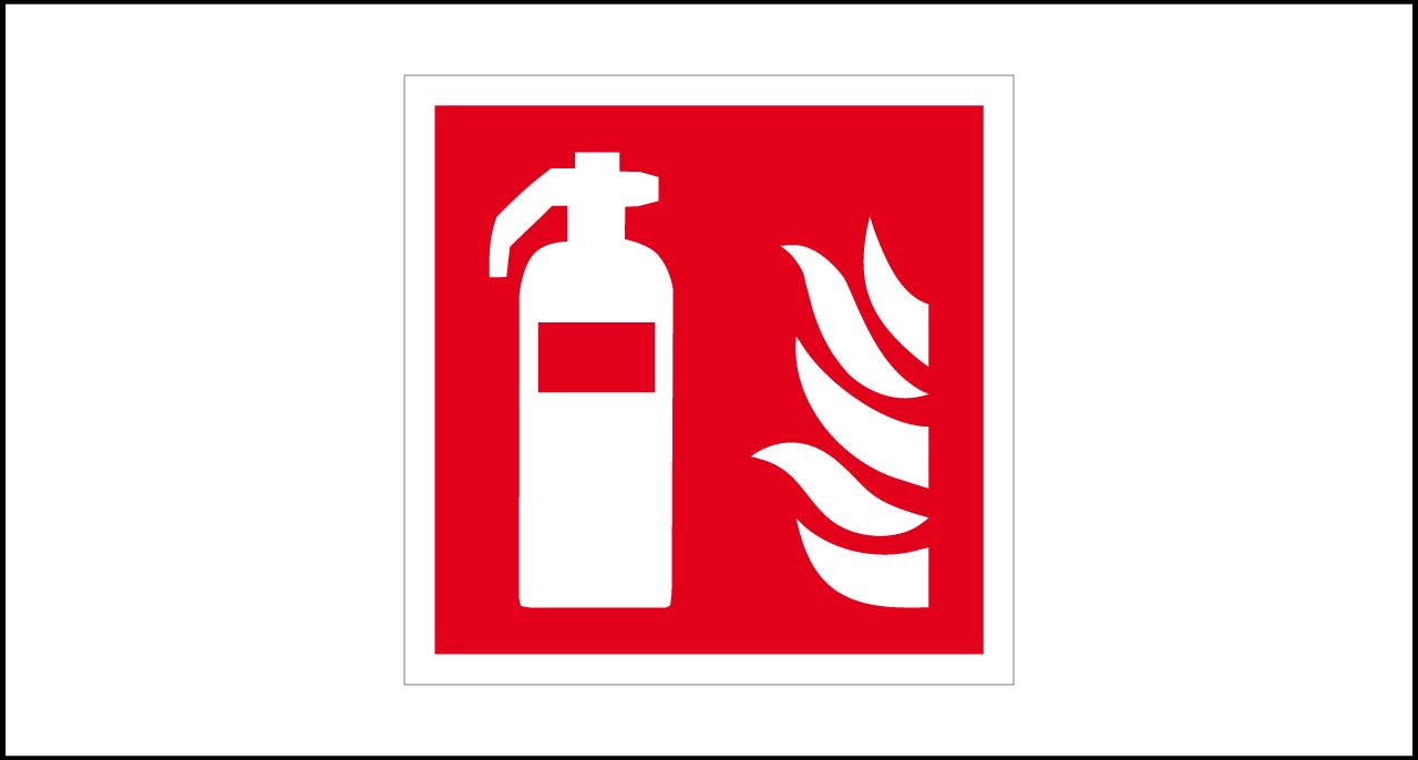Segnali di antincendio