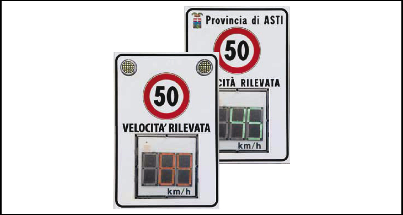 Rilevatori di velocità